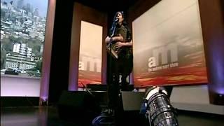 PJ Harvey Let England Shake Andrew Marr Show 18th April 2010