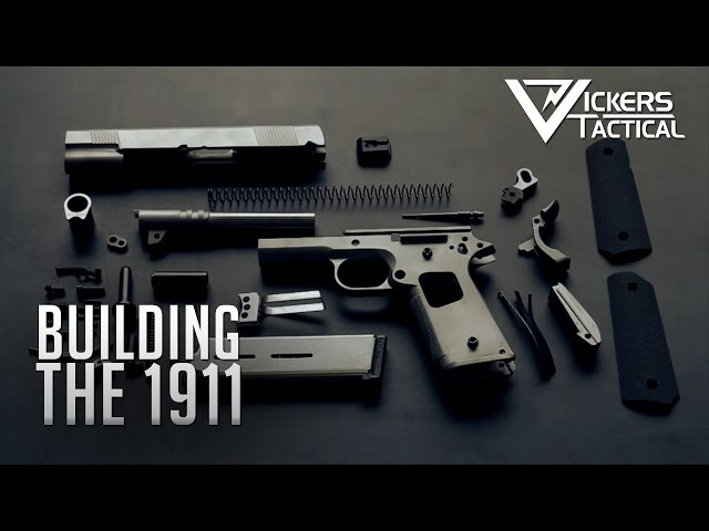 Building the 1911