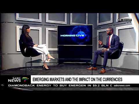 Emerging markets and the impact on the currencies