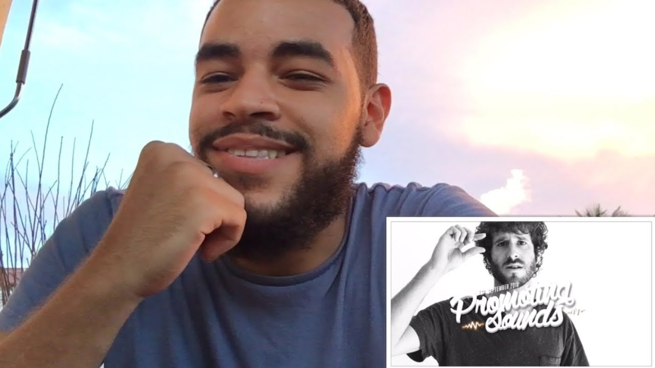 Download LIL DICKY - BEEF (FIRST REACTION)