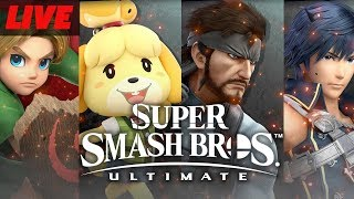 Super Smash Bros. Ultimate | GameSpot Live