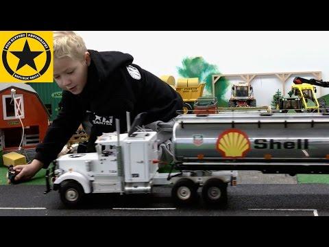 BRUDER Toys POLICE Action✅ TRUCK CRASH coming Dec 2 JAIL BREAK