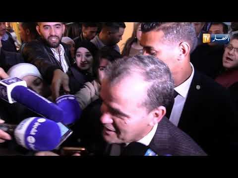 """مستثمر ليبي لوزير التجارة: """"رانا مشتاقين المنتجات الجزائرية أفتحو الحدود.. وهكذا رد الوزير"""""""