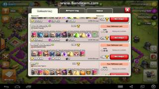 Clash of Clans | Fake BarbariaNParty Clan | Cams Clan ?? | Defence in Champions as TH9 |