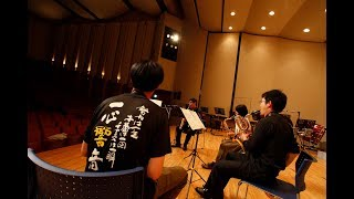 2017/12/24 M's BASE エムズベース M's Saxophone Quartet エムズサクソ...