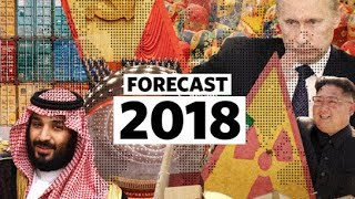 Four Key Geopolitical Trends for 2018 thumbnail