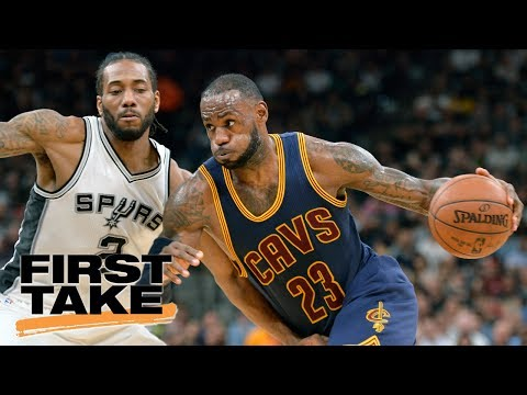 LeBron James Must Join Spurs To Beat Warriors   Final Take   First Take   June 15, 2017
