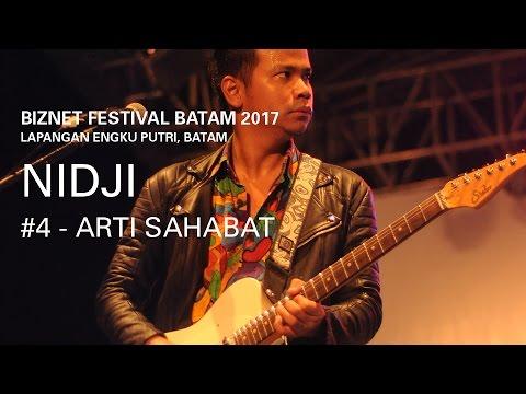 Biznet Festival Batam : Nidji - Arti Sahabat