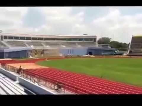 2014 LA Masters track meet 200m