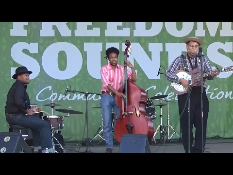 NMAAHC - Dom  Flemons,  African American Songster 9.23.16