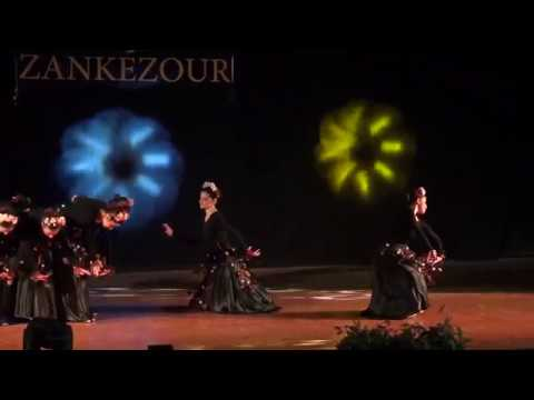Zangezour 2017 - Cairo Egypt- Choreo. Elen Martirosyan ( Part 2)