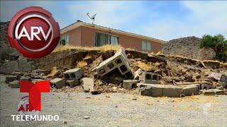 Amenaza de megaterremoto en California | Al Rojo Vivo | Telemundo