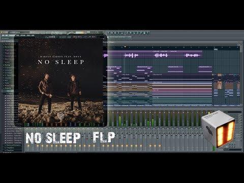 Martin Garrix Feat. Bonn - No Sleep (FLP-Remake Jack Bearx)