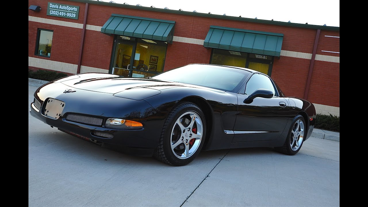 12k In Miles >> Davis Autosports 2004 Chevy Corvette For Sale Only 12k Miles