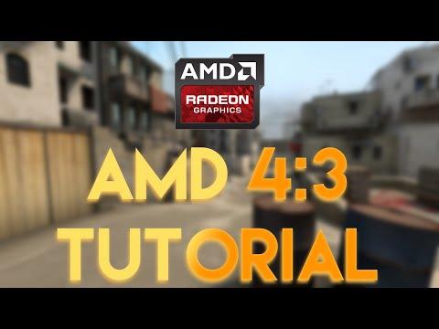 [TUTORIAL] AMD ADRENALIN CS:GO 4:3 Stretched or Black Bars [2019] thumbnail