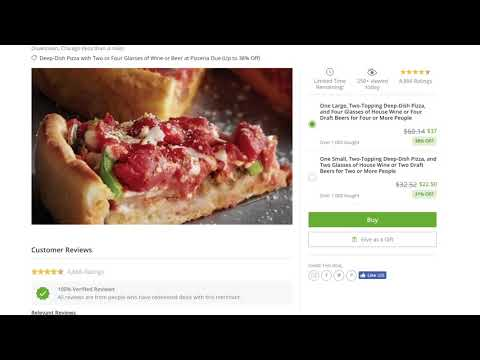 Groupon: Deal Details Explained