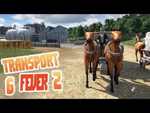 Новый нефтемаршрут - ч6 Transport Fever 2