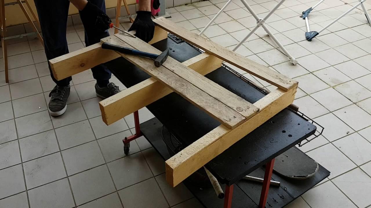 Mobile Acquario Fai Da Te Legno.Costruzione Supporto In Legno 1 4