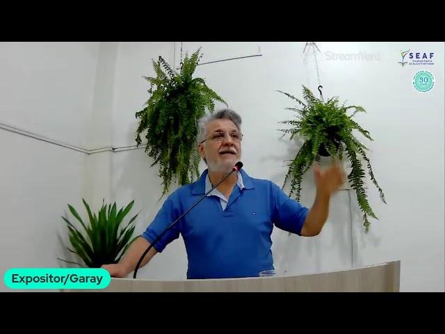 Exposição Doutrinária: Técnica de viver, com Humberto Bohrer Garay – SEAF