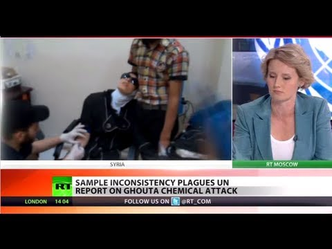 Credibility of UN report on Ghouta chem attack questioned as sample paradoxes revealed