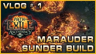 Poe Sunder Marauder Build