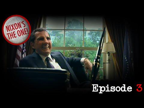 "Nixon's the One - ""Secrets"" (Episode 3 of 6) - Harry Shearer"