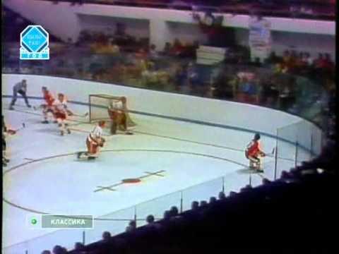 Суперсерия СССР   Канада 1972 год  2 игра