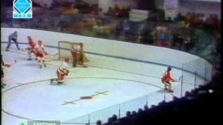 Суперсерия СССР   Канада 1972 год  2 игра(Перед Вами первое