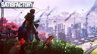 [LIVE🔴] FAVORITE NEW GAME | Building Oil Refinery, Factory | Birthday Stream |Satisfactory Gameplay