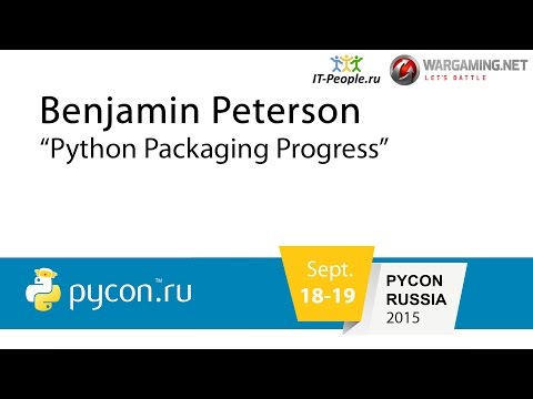 Image from Python Packaging Progress