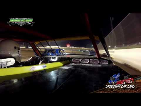 #44 Jason James - Pure Pony - 10-13-18 Duck River Raceway Park - In Car Camera