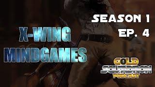 X wing Mind Games Pilot Season 1 Ep  4 (Yorr, Vynder, Inquisitor vs  3 Rookies, Bandit, Ezra)