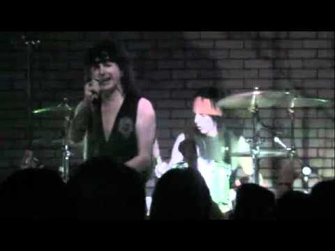"LA Guns performing ""Hollywood Forever"" and ""Sex Action ..."