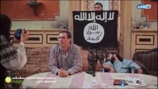 ميني داعش | دكتور صفوت الوحيد اللي استسلم وقرر ينضم للتنظيم