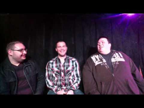 Episode 17 -Train Wreck Comedy / GIC Podcast