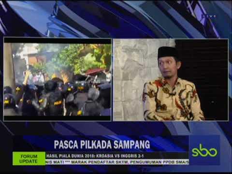 PASCA PILKADA SAMPANG