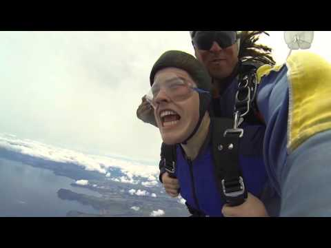 Mighty and High - Skydive