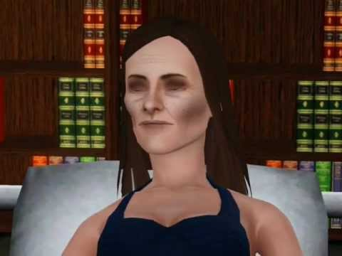 Breaking Dawn Bella's Transformation - The sims 3