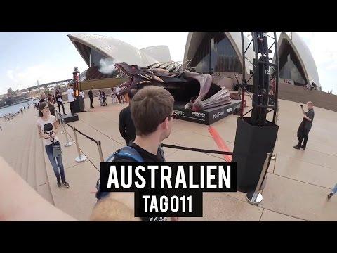 Sydney erkunden - Tag 11 - AUSTRALIEN - WORK & TRAVEL - BACKPACKING