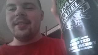 Mountain Dew Black Label Taste Test