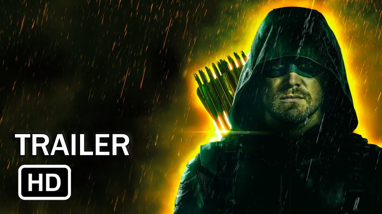 "Download Arrow Season 9 ""Journey"" Trailer (HD) Green Arrow (Concept) #UEComp"