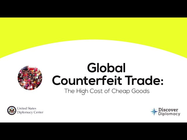 Global Trade Diplomatic Simulation: Importance of Intellectual Property Rights