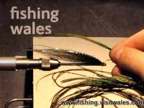 Fishing Wales - Sea-trout Fly By Steffan Jones (Teifi, Towy Etc.)