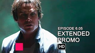 The Vampire Diaries 6x05 Extended Promo - The World Has Turned and Left Me Here [HD]