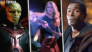 """The Original Martian Manhunter on Mars! Supergirl Season 3 Episode 3 """"Far From The Tree"""" Review"""