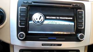 Volkswagen Passat RNS510 Video In Motion Unlock