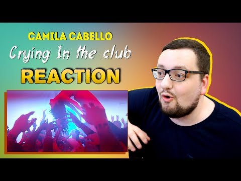 Camila Cabello - Crying In The Club (Russian's REACTION)