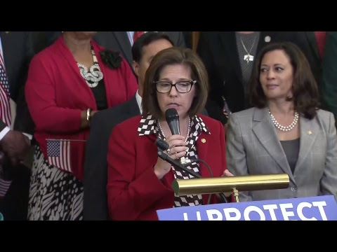 Protect DREAMers Press Conference with Senate & House Democrats