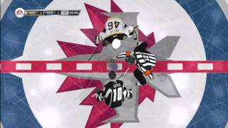 "NHL 12 - XBOX 360 ""Boston Bruins vs. Winnipeg Jets"""