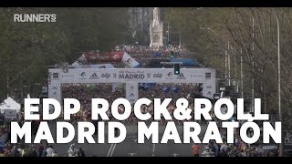�������� ���� EDP Rock 'n' Roll Madrid Maratón & 1/2 2018 ������